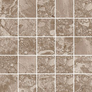 D.SOLTO TAUPE MOSAIC/25X25/RW (22749)