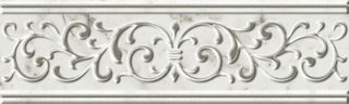 Charme Extra Carrara Listello Empire 7,2x25/Шарм Экстра Каррара Бордюр Эмпайер 7,2х25 (600090000447) (600090000447)
