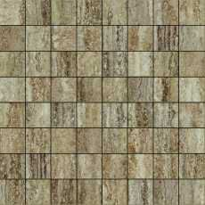 TRAVERTINO SILVER MOSAICO LUX (610110000080ст)