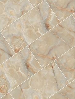 ONYX&MORE GOLDEN ONYX GLO 6MM 80x80 RET (766015)
