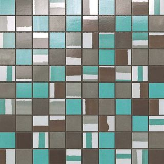 Dwell Turquoise  Mosaico Mix (9DMT)