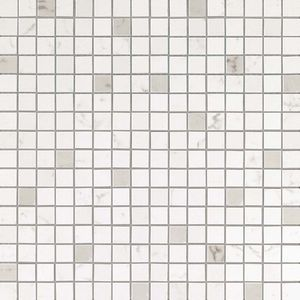 Marvel Carrara Pure Mosaic Q (9MQC)