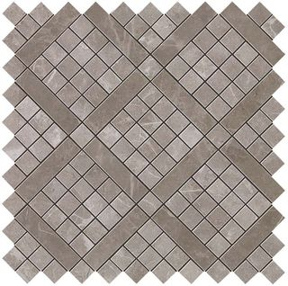 Marvel Grey Fleury Diagonal Mosaic (9MVD)