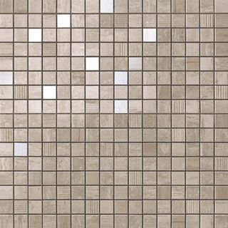 Marvel Travertino Silver Mosaic (9MVV)