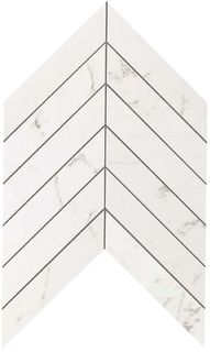Marvel Carrara Pure Chevron Wall (9SCA)