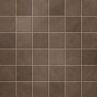 Dwell Brown Leather Mosaico (A1C1)