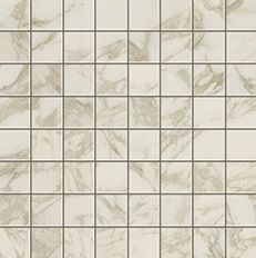 MARVEL Royal Calacatta Mosaico Matt (AEOT)