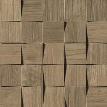 Axi Brown Chestnut Mosaico 3D (AMV8)