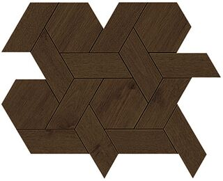 Heartwood Moka Mansion Weave 34,6x40 (AOYJ)