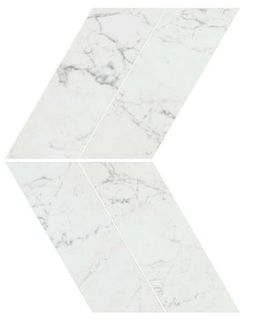 Marvel Carrara Pure Chevron Lappato (AS1V)