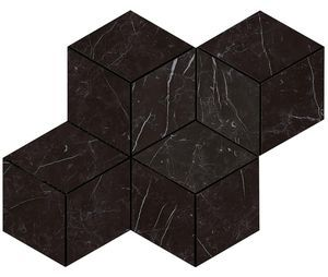 Marvel Nero Marquina Mosaico Esag. Lapp. (AS2K)