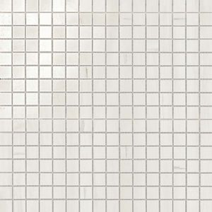 Marvel Bianco Dolomite Mosaico Lapp. (AS2T)