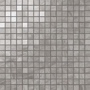 Marvel Bardiglio Grey Mosaico Lapp. (AS3S)