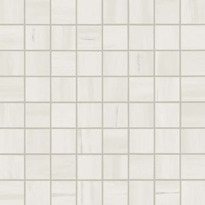 Marvel Bianco Dolomite Mosaico Matt (AS3V)