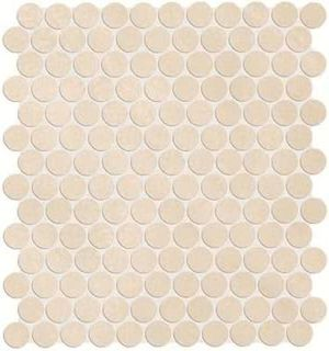 COLOR NOW BEIGE ROUND MOSAICO (fMTW)